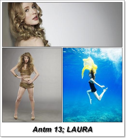 finalist Laura