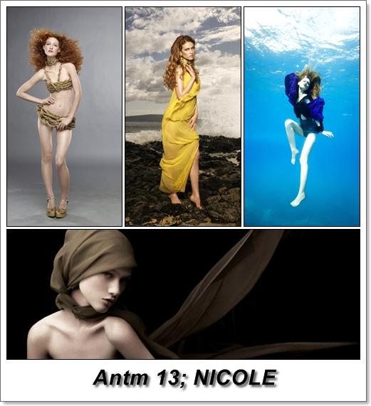 finalist Nicole