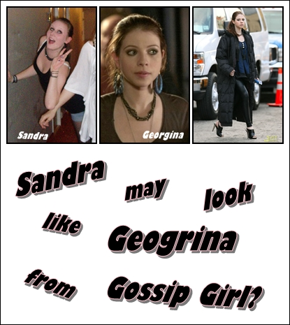 sandra vs. georgina